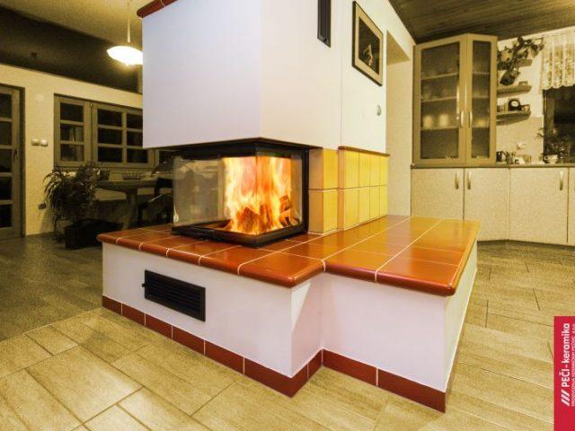 Kamini in peči vrhunske kakovosti