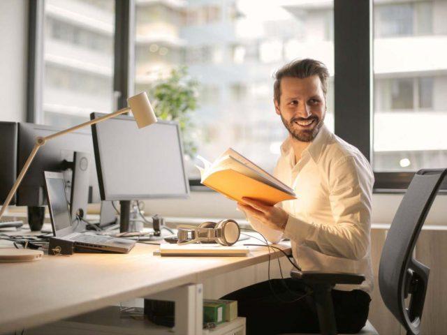 Pisarniško pohištvo vpliva na uspešnost podjetja