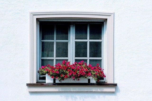 Okenske police imajo uporabno ter estetsko funkcijo